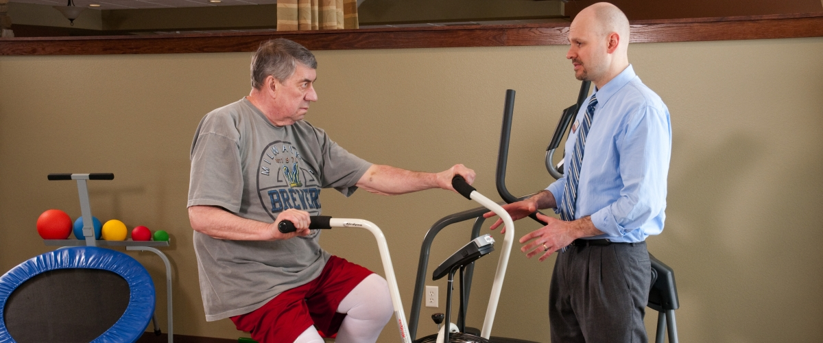 Rhinelander Rennes Health & Rehab Center Physical Therapy