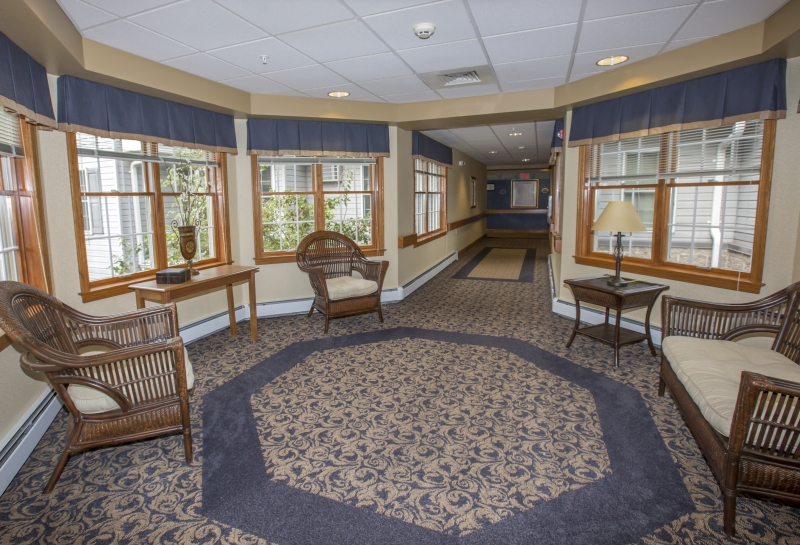 De Pere Renaissance Assisted Living Seating