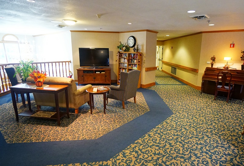 Marinette Renaissance Assisted Living Activity Room