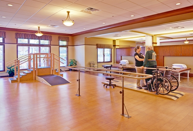 Appleton Rennes Health & Rehab Center Therapy 2