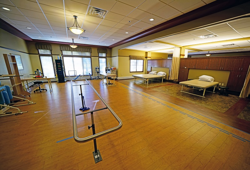 Appleton Rennes Health & Rehab Center Therapy