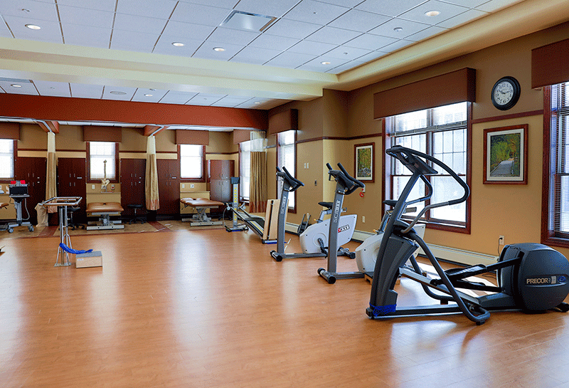 De Pere Rennes Health & Rehab Center Outpatient Therapy Gym