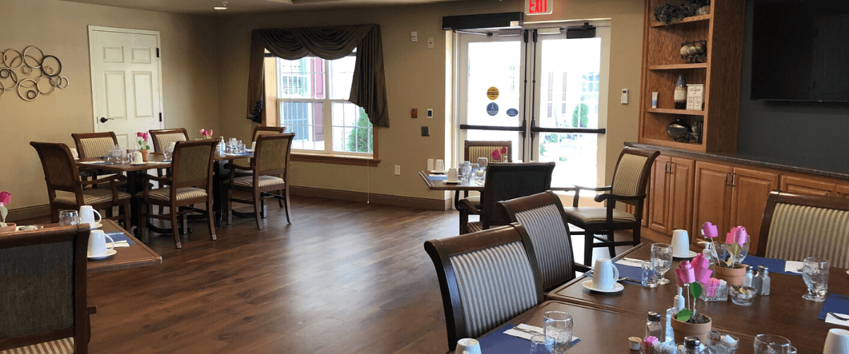 Marinette Renaissance Dining Room Expansion