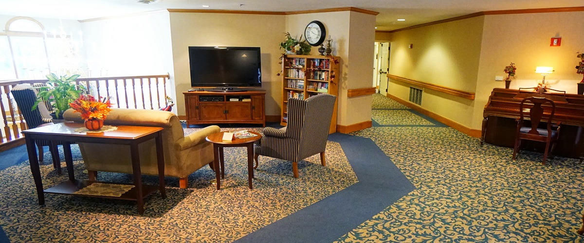 Marinette Renaissance Activity Room