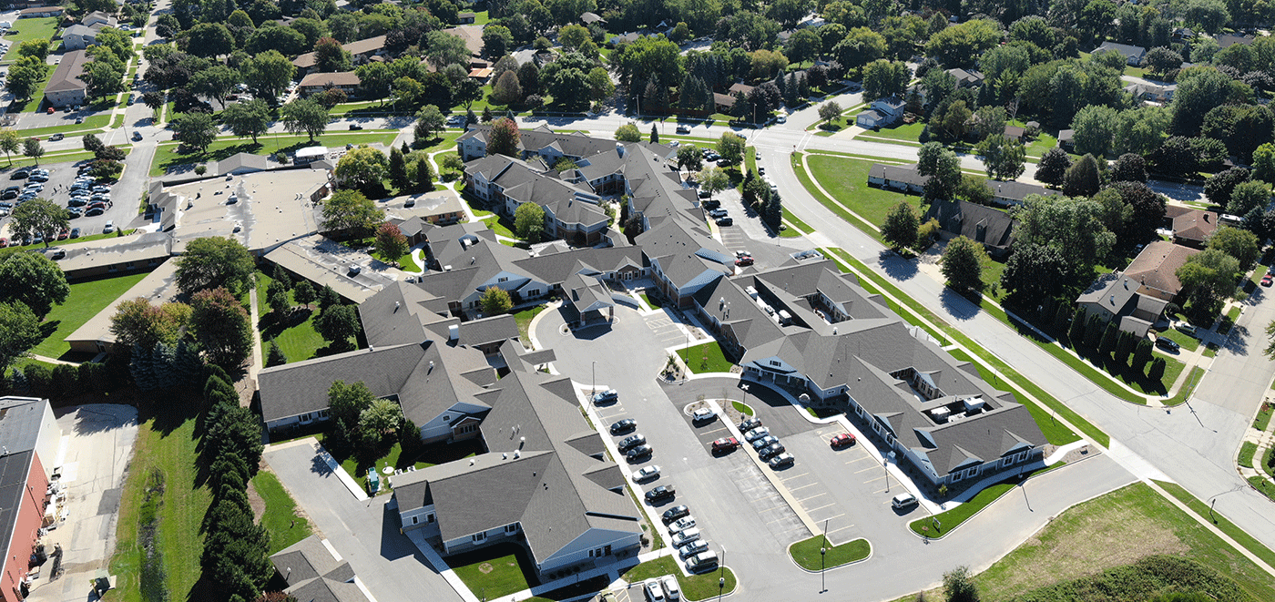 De Pere Rennes Health & Rehab Center Skyview