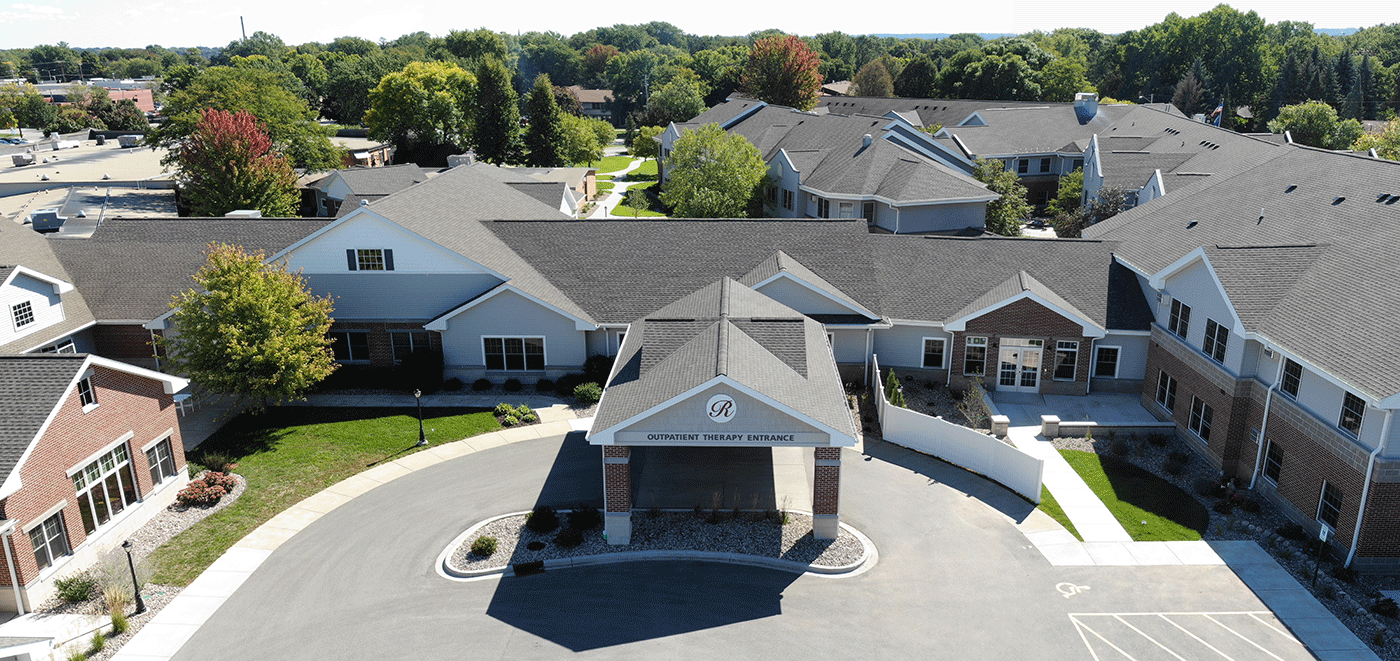 De Pere Rennes Health & Rehab Center Skyview 2