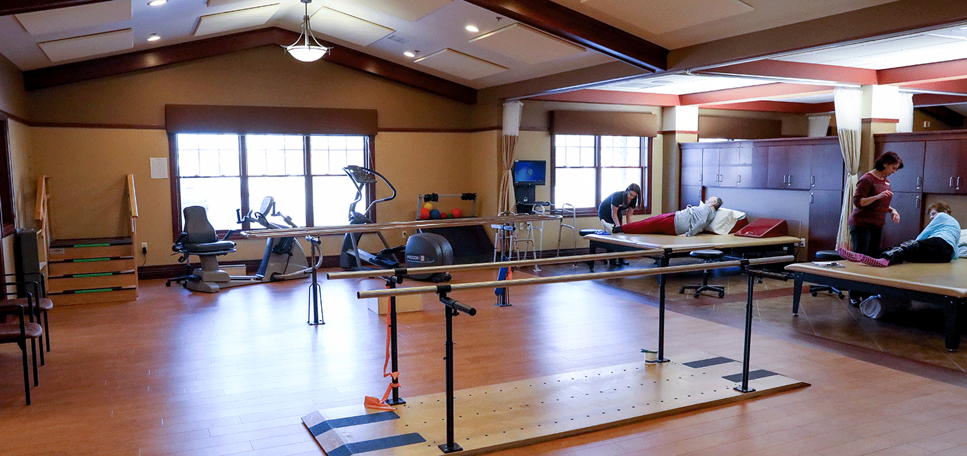 De Pere Rennes Health & Rehab Center Therapy