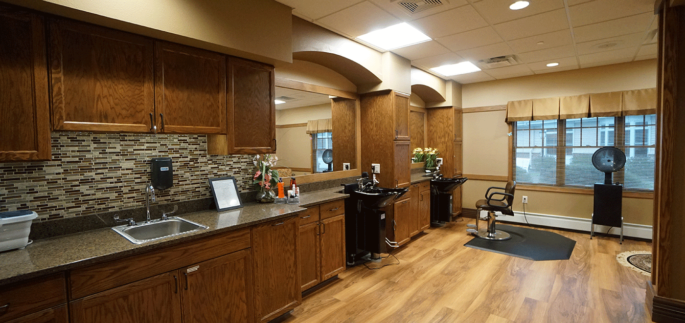 Weston Rennes Health & Rehab Center Salon