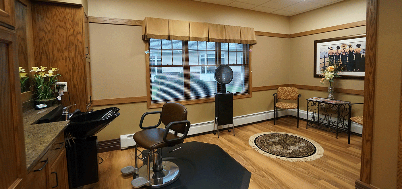 Weston Rennes Health & Rehab Center Salon2