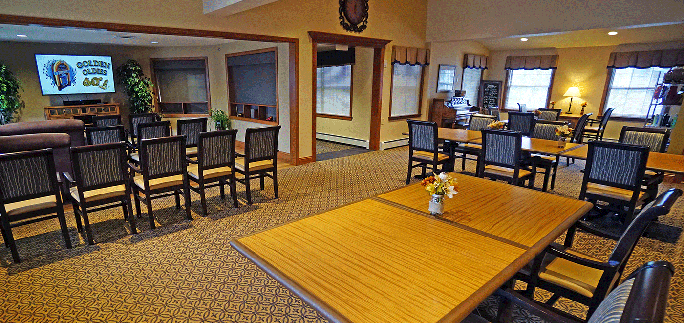 De Pere Renaissance Activity Room